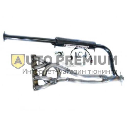 Выпускной комплект Subaru Sound ВАЗ 2110-11-12 16V, глушитель с насадкой